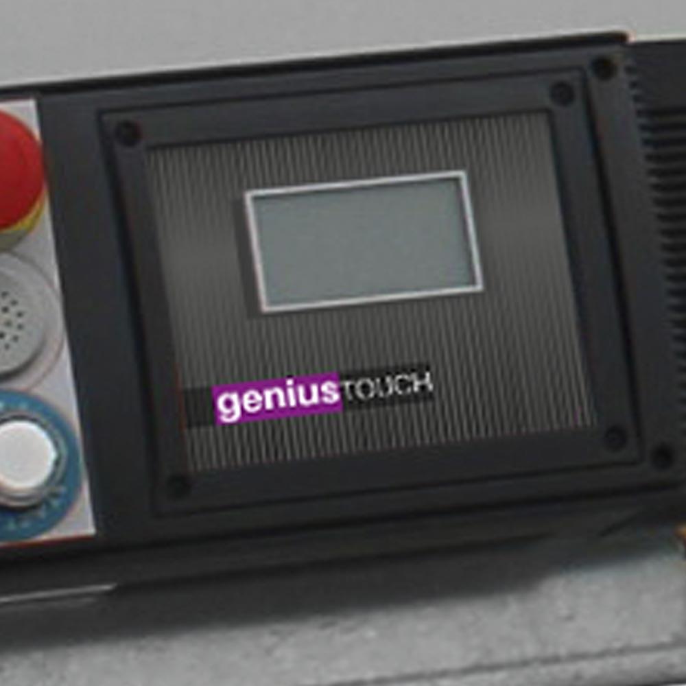 Genius control panel